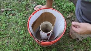how to make a diy concrete rocket stove 2016 hd youtube