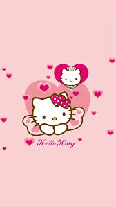 Pink Kitty Iphone 5 Wallpapers Iphone 5 Wallpapers