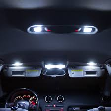 lexus interior light bulbs 5x canbus white car led interior lights kit for 2007 up jeep