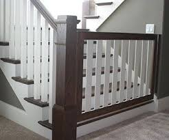 Baby Gate For Bottom Of Stairs Banisters Kiddyguardgate By Babies1st Kiddyguard Avant Retractable Child