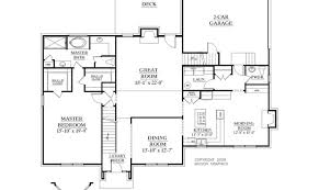 One Story House Plans With Bonus Room 7 Decorative Single Story House Plans With Bonus Room House