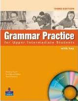 grammar practice for upper intermediate student book with key pack