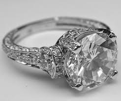 cartier diamond ring cartier vintage engagement ring best vintage engagement rings