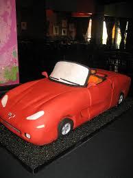 corvette birthday 11 best cakes corvette images on corvette cake cakes