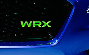cool subaru logos first look subaru wrx concept automobile magazine