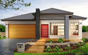 stunning single level home designs gallery design ideas for home