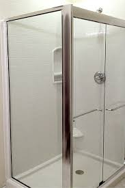 Corian Shower Enclosure How To Select A Stone Solid Surface Shower Kit