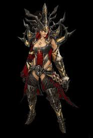 aesthetically what is your favorite armor set in diablo iii