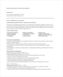 10 administrative assistant resumes free sample example