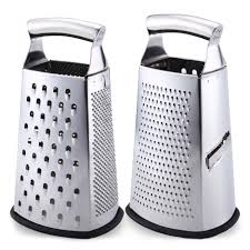 chef n cheese grater ultra sharp stainless steel box grater chef remi