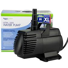 Aquascape Pond Pumps Aquascape Ultra Pump 1500 Gph Mpn 91009 Best Prices On