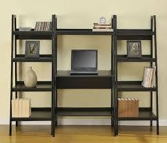 Shelf Computer Desk Bookcase Desk Combo Plans Desks Shelf Cool Office 5 Wall Unit