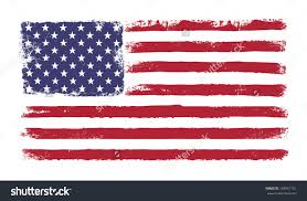 American Flag Powerpoint Background American Flag Clipart White Background