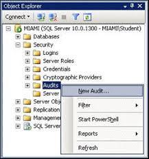 How To Delete Table In Sql Auditing In Sql Server 2008