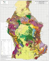 Map Of Central Africa by An Overview Of The Geology And Major Ore Deposits Of Central