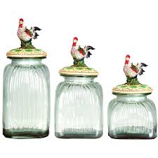 rooster canisters kitchen products 161 best kitchen canister sets images on kitchen