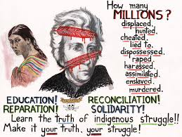 thanksgiving day of mourning the american indian holocaust known as the u201c500 year war u201d and the