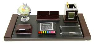 Executive Desk Organizer Makeup Table Organizer Lgi 6stationary Desk Set Wooden Desk