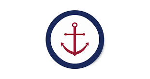 anchor baby shower nautical baby shower anchor envelope seal zazzle