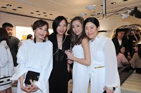 roger vivier closet opening cocktail party landmark hong kong