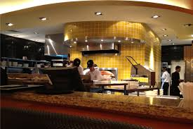 Designing A Restaurant Kitchen by Perfect Pizza Restaurant Kitchen A Man Makes In Throughout Design