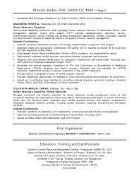 rhonda kerbo new resume nicole ruiz phr professional profile