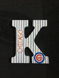 Chicago Cubs Flags Chicago Cubs Letter My Diy Projects Pinterest Chicago Cubs