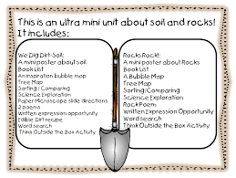 Halloween Alliteration Poems First Grade Wow Soil And Rocks