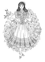 fashion design coloring pages 791 best color books images on pinterest coloring books