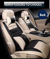 housses de si es voiture livraison gratuite de luxe en cuir housse de siège de voiture