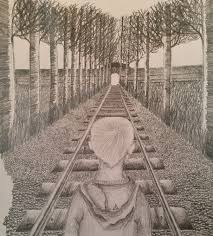 theme pencil drawing for competition stage 7 of my sketch working