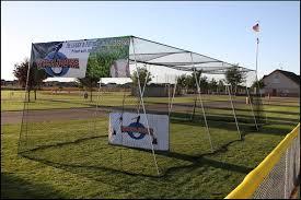 batting cage retailers raleigh nc baseball softball sports barrier