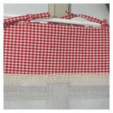 decoration rideau pour cuisine brise bise rideau cuisine cagne vichy ambiance déco
