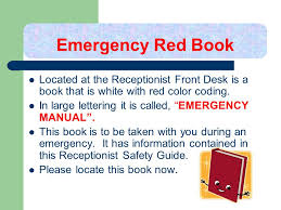 Security Front Desk Receptionist Safety And Security Guidelines For The Front Desk