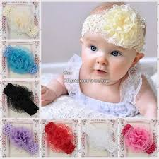 hair accessories malaysia childrens accessories hair flowers crochet headbands baby hair