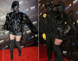 Crow Halloween Costume Halloween Costumes U2013 Ideas Party Queen Heidi Klum