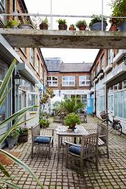 courtyard homes courtyard mews house in real homes houseandgarden co uk
