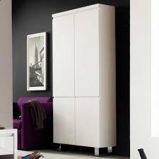 garderobenschrank design garderobenschrank in weiß hochglanz tribial pharao24 de