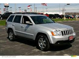 jeep laredo 2009 2009 bright silver metallic jeep grand cherokee laredo 4x4