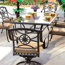 Patio Chair Repair Parts Patio Ideas Cast Aluminum Outdoor Furniture Sets Painting Powder