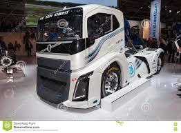 volvo trucks germany volvo iron knight race truck editorial image image 77883170