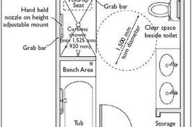 handicap accessible bathroom floor plans entrancing 80 handicap bathroom layout decorating design of ada