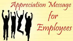 appreciation message for employees employee appreciation quotes