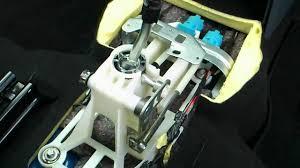 mitsubishi colt 2009 gear lever gear change gear stick change