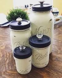 kitchen jars and canisters mason jar canister sets camo lifestyle pinterest canister