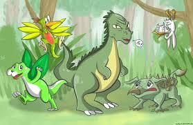 Meme Yee - dinosaur adventure by ecumsille on deviantart