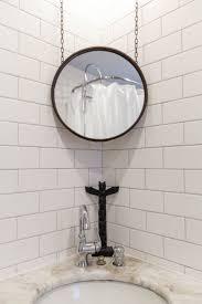 bathroom cabinets corner mirrors for bathrooms industrial