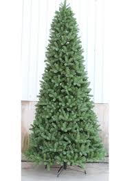 12 foot king douglas fir slim shape tree unlit king of