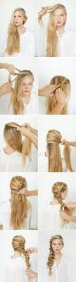 step to step hairstyles for medium hairs step by step hairstyles for long hair long hairstyles ideas