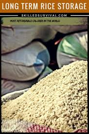 rice storage the most affordable storage calorie in the world